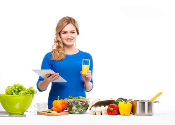 Короткие диеты - фото